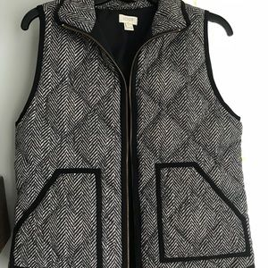 Lightly worn, J. Crew Vest